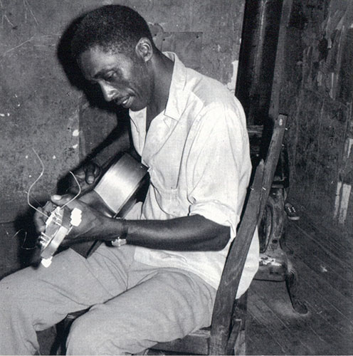 Black to the Music - R.L. Burnside - 06