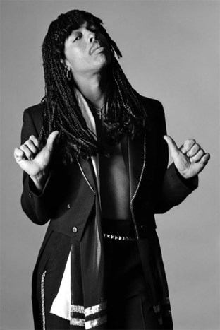 Black to the Music - Rick James - 01 - Rick James