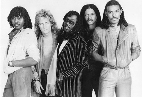 Black to the Music - Rick James - 05 - Stone City Band
