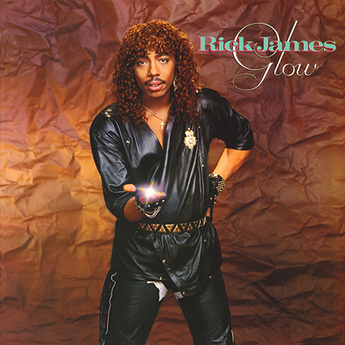 Black to the Music - Rick James - 1985 - Glow