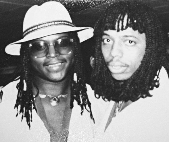 Black to the Music - Rick James and Levi Ruffin