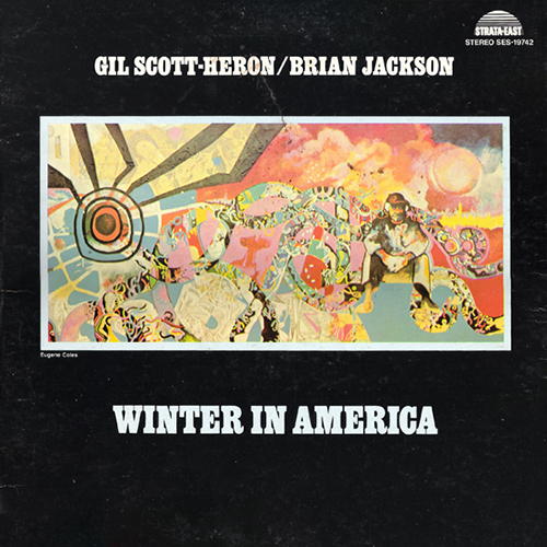 Black to the Music - Gil Scott-Heron 1974 - Winter In America