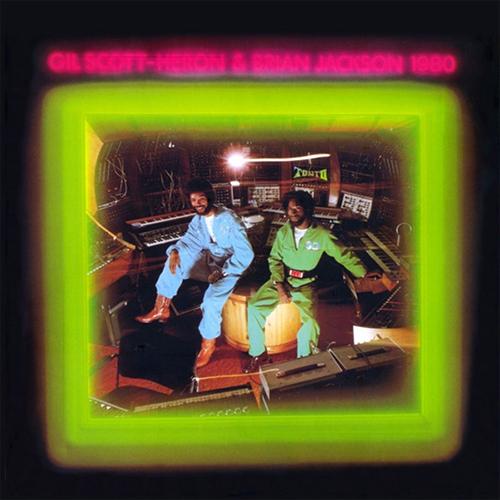 Black to the Music - Gil Scott-Heron 1980 - 1980