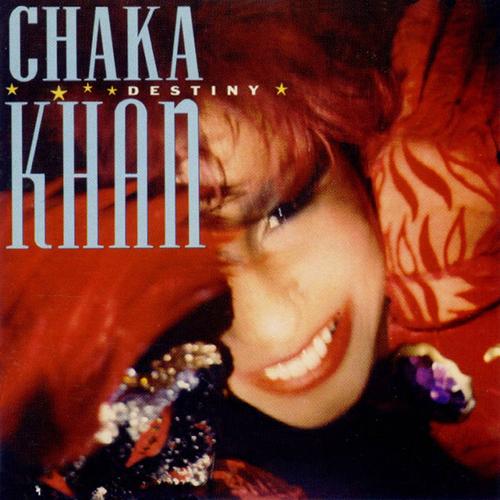 Black to the Music - Chaka Khan - 1986 Destiny