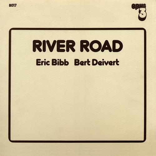 Black to the Music - Eric Bibb - 1980 - Eric Bibb & Bert Deivert - River Road