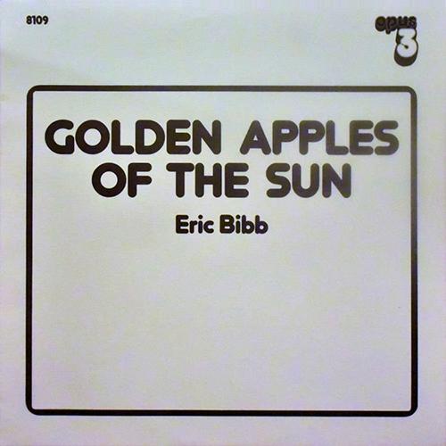 Black to the Music - Eric Bibb - 1983 - Golden Apples of the Sun