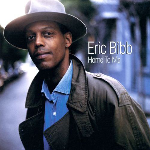Black to the Music - Eric Bibb - 1999 - HOME TO ME
