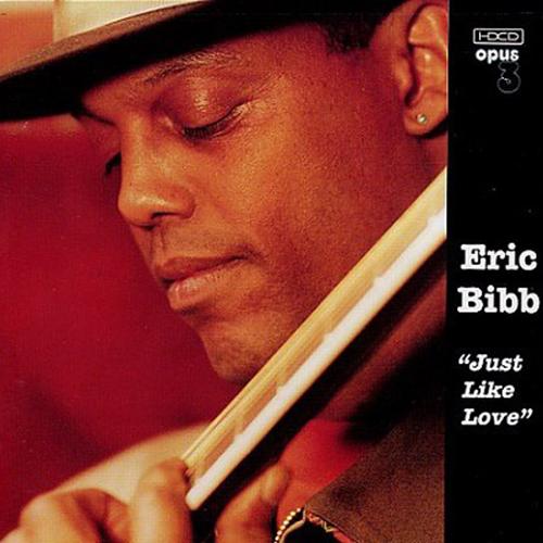 Black to the Music - Eric Bibb - 2000 - JUST LIKE LOVE