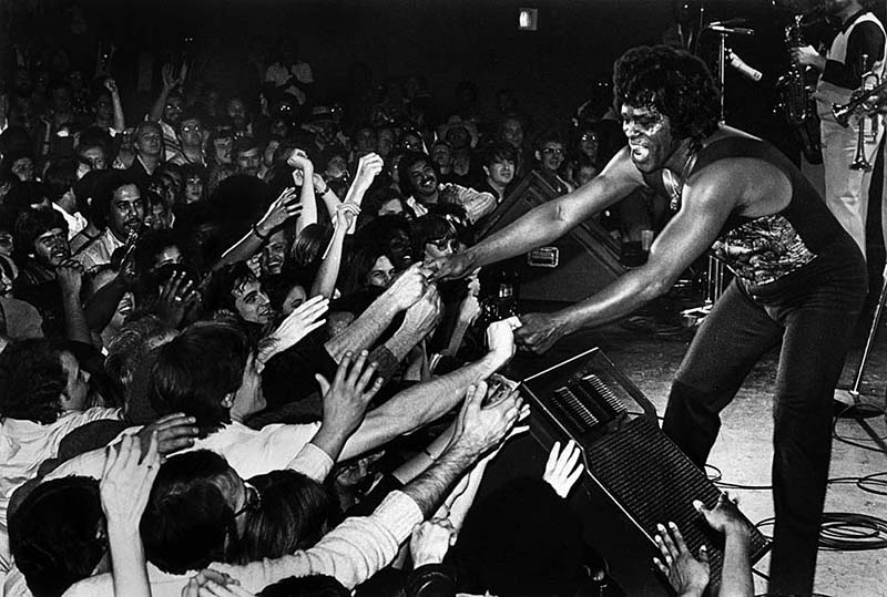 Black to the Music - James Brown B9