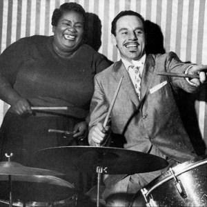 Black to the Music - Johnny Otis - 06 Johnny Otis with Marie Adams & The Three Tons of Joy – 1957