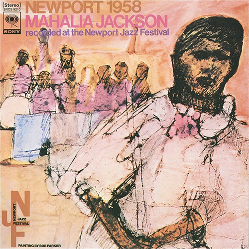 Black to the Music - Mahalia Jackson - A6 - Mahalia Jackson - Live at Newport 1958