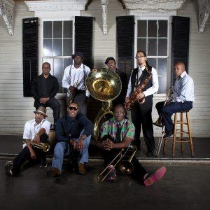 Black to the Music - Rebirth Brass Band - G14