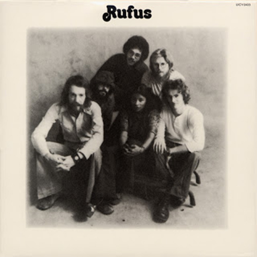 Black to the Music - Rufus - 1973 - Rufus