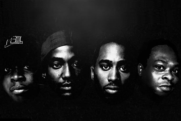 Black to the Music - ATCQ 11