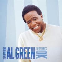 Black to the Music- Al Green Lp 28