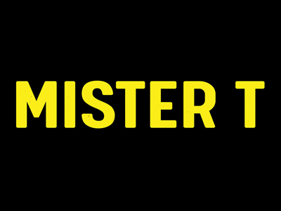 Black to the Music - mister T