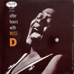 Black to the Music - Dinah Washington - 1953 After Hours with Miss « D »