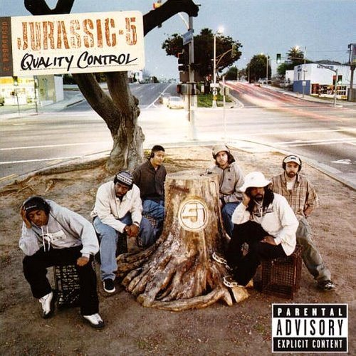 Black ti the Music - 2000 Quality Control