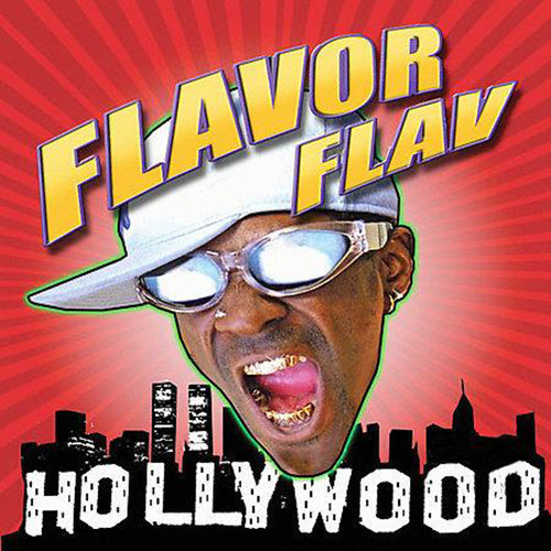 Black to the Music - Flavor Flav 2006 Hollywood