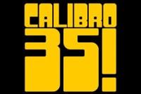 Black to the Music - Record Kicks - logo Calibor 35