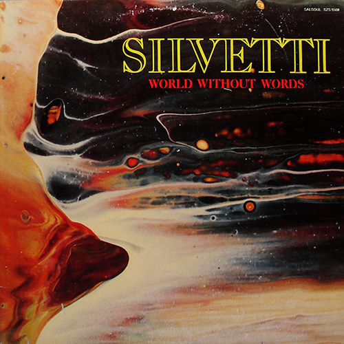 Black to the Music - 1976 Silvetti – World Without Words