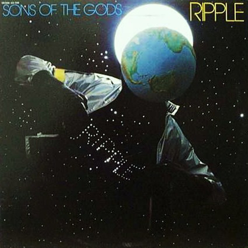 Black to the Music - 1977 Ripple – Sons Of The Gods