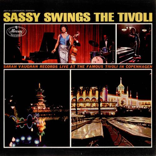 Black to the Music - 1963 Sarah Vaughan – Sassy Swings The Tivoli