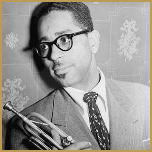 Black to the Music - Dizzy Gillespie in the Famous Door of New York, in June 1946