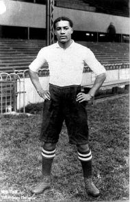 Tull signed for Spurs in 1909