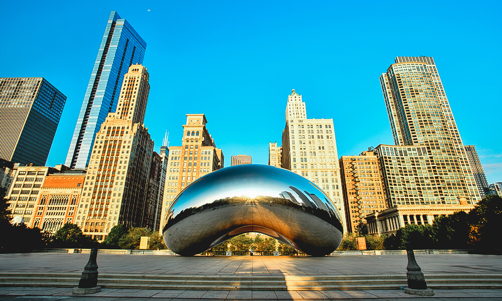 Chicago with Limousine Service