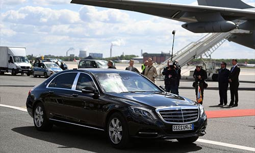 George-Bush-Intercontinental-Airport-Limo-Transfer