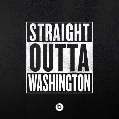 Straigh Outta Washington