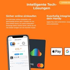 Apple Pay und Google Pay sind selbstverständlich mit an Bord. Im Jahr 2019 in Deutschland immer noch eine Seltenheit.