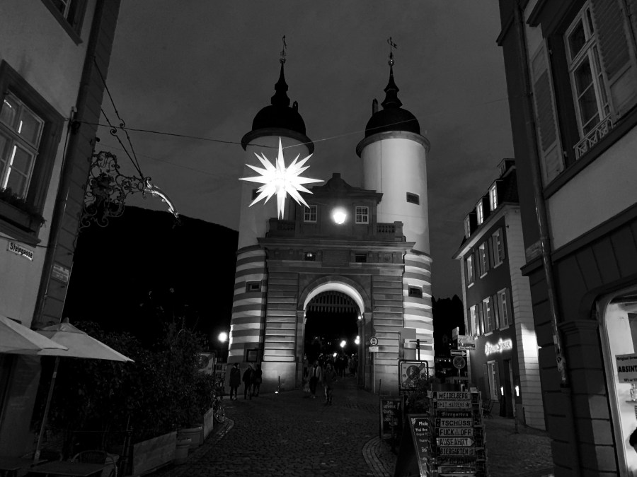 Blackwater.live - Heidelberg Altstadt 2019