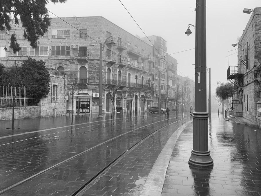 Blackwater.live - Jaffa Street in Jerusalem
