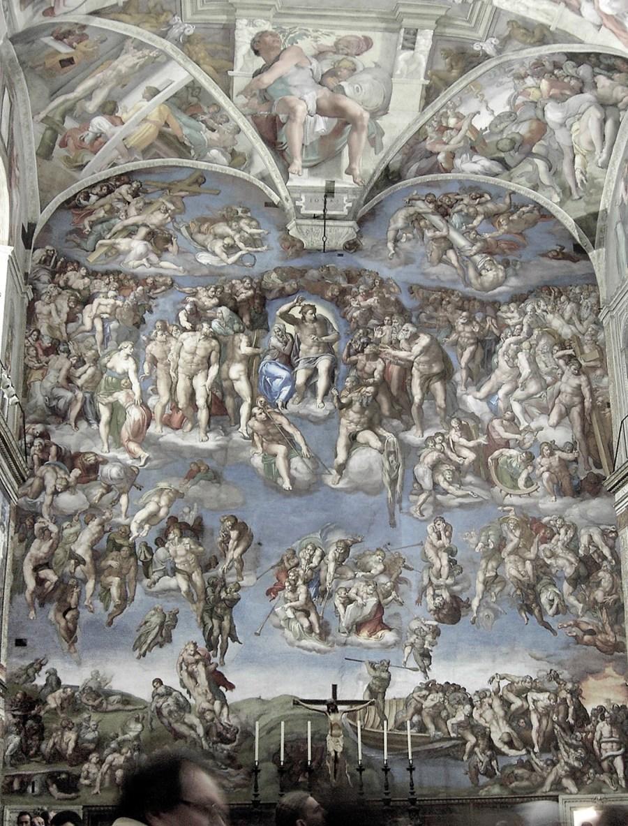 Rome_Sistine_Chapel_01