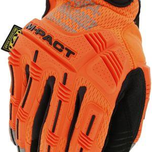 Mechanix Wear Gloves M-Pact Orange