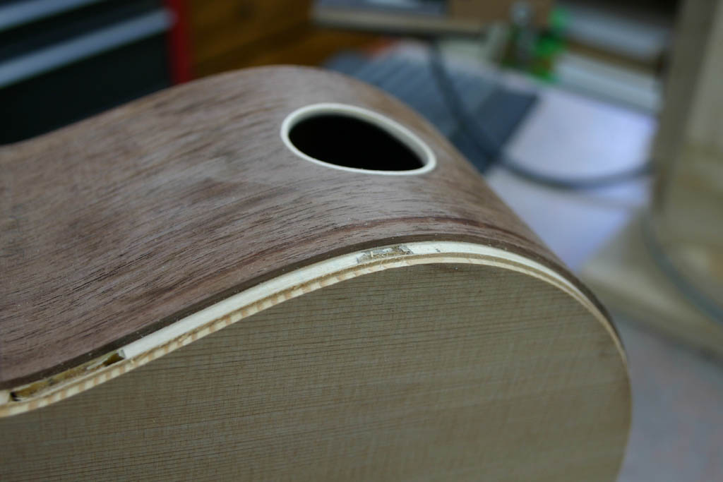 Blackwater River Guitars  Tools  Binding Routing Jig