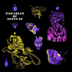 Parables of Neptune EP cover art