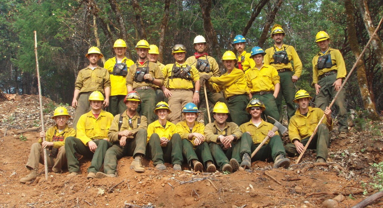 Blackwell Creek Forestry Training