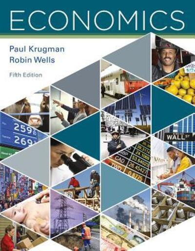 Economics : Krugman, : 9781319066604 : Blackwell's