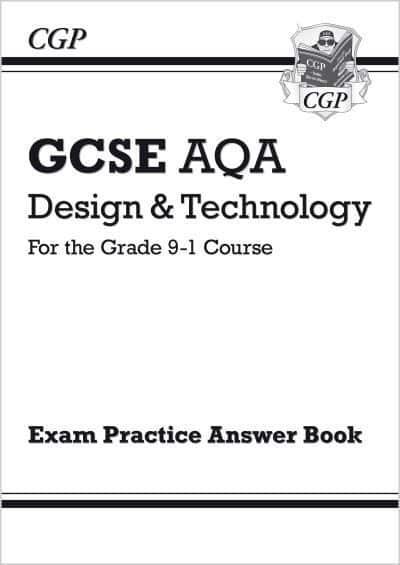 New Grade 9-1 GCSE Design & Technology AQA Answers (For