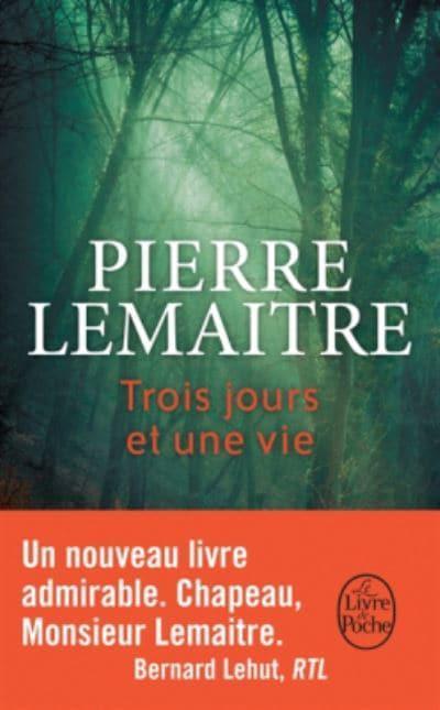 Trois Jours Et Une Vie : trois, jours, Trois, Jours, Pierre, Lemaitre, (author), 9782253070825, Blackwell's