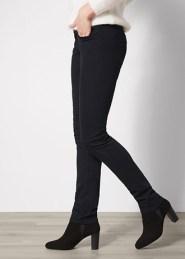 Comptoir des Cotonniers - Jeans droit effet peau de pèche