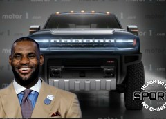 LeBron is the New Face of Hummer