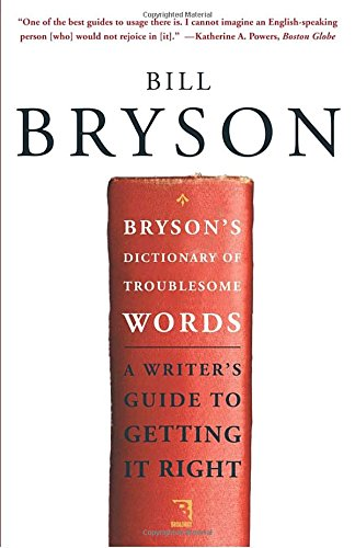 Bryson's Dictionary of Troublesome Words