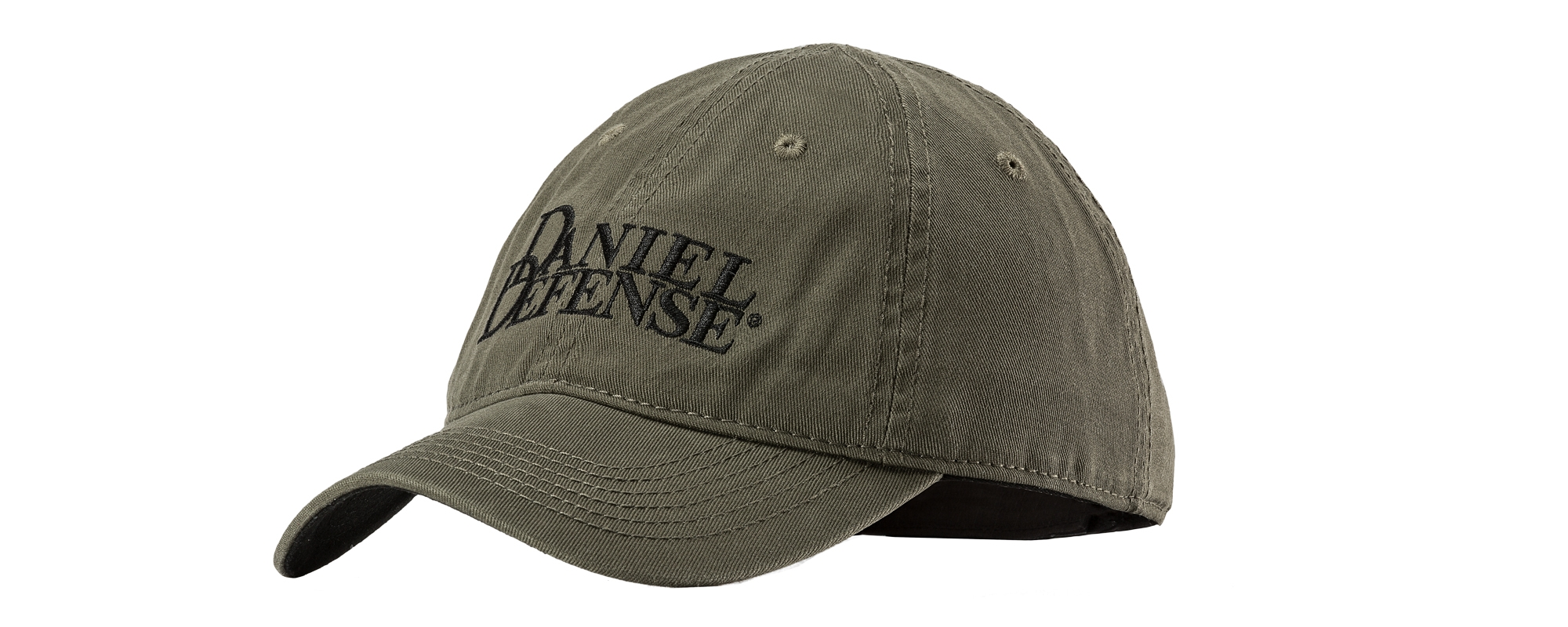 Official Daniel Defense Baseball Cap Hat New Velcro Adjustable OD ... fc9c6af93a23