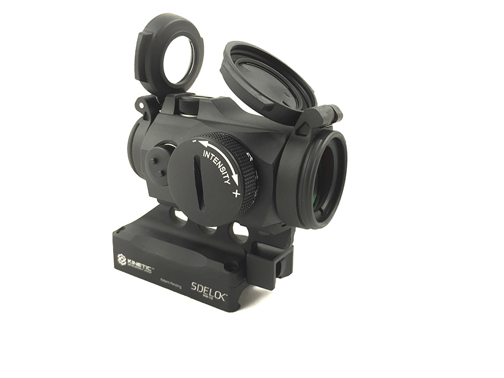 Kinetic Development Group Llc Aimpoint T2 Red Dot Optic With