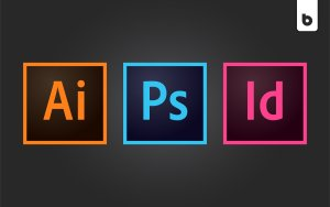 Adobe CC: Illustrator vs. Photoshop vs. InDesign