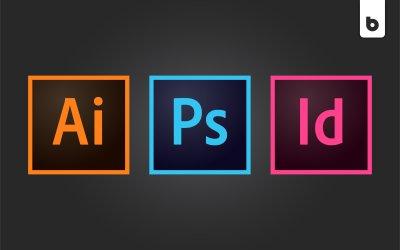 Adobe CC: Illustrator vs. Photoshop vs. InDesign